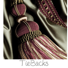 find out about having your own handmade tiebacks